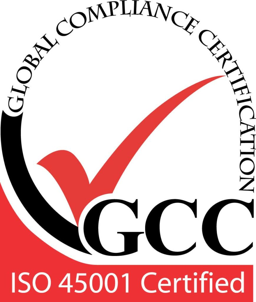 ISO certificate 45001 OCCUPATIONAL HEALTH AND SAFETY